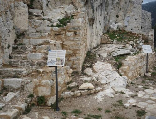 Segnaletica parchi archelogici
