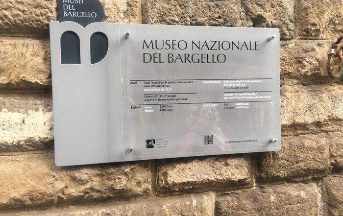 Wayfind Museo del Bargello